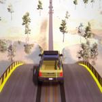 巨型坡道:疯狂驾驶 最新版