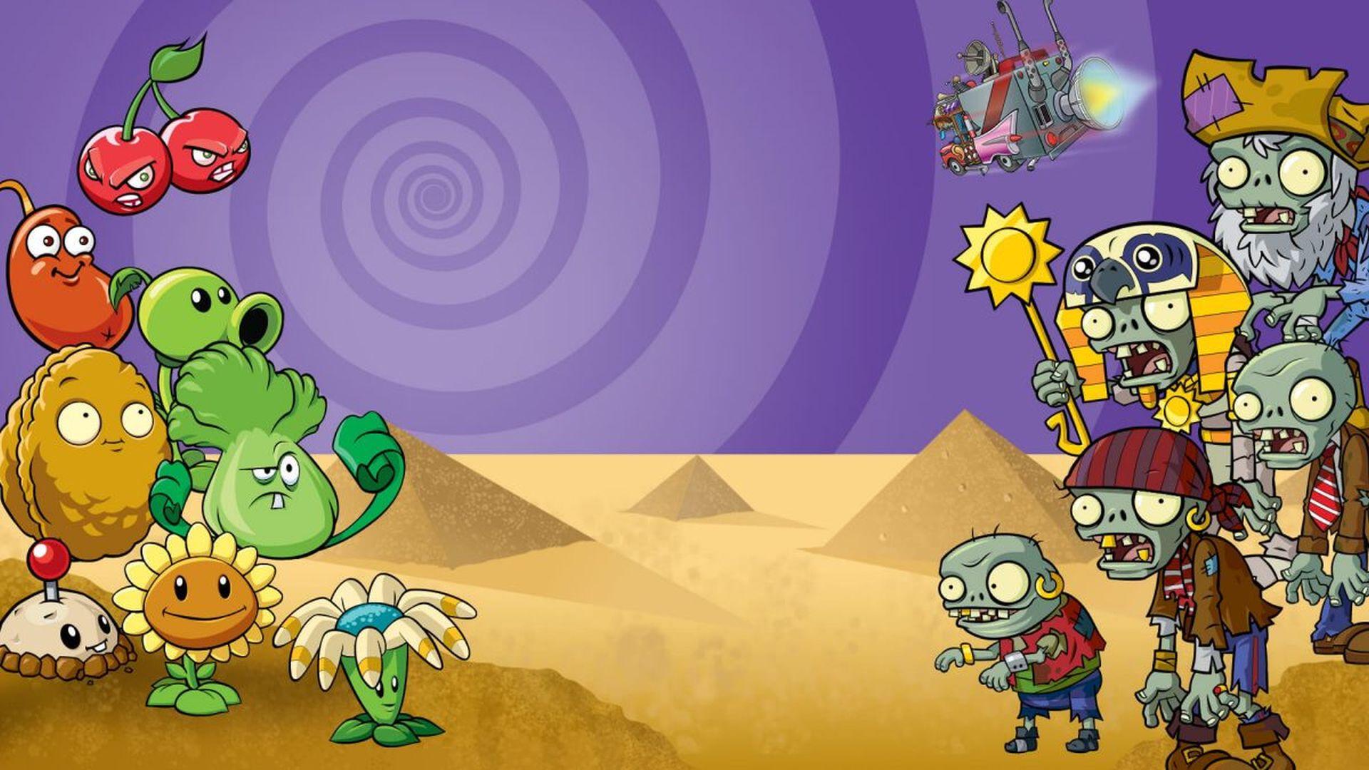 「汇总」《植物大战僵尸3》正式公布 目前仅在谷歌Play展开测试