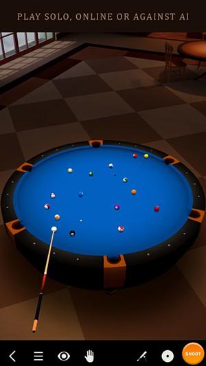 Pool Break Lite 中文版