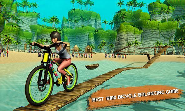 自行车水上平衡赛 中文版