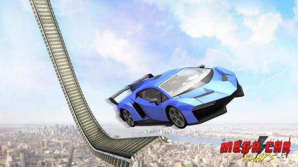 大型汽车坡道特技大师3D 最新版