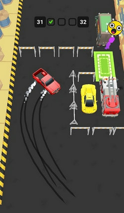 漂移泊车3D