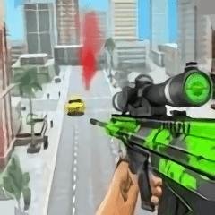警队第一狙击手 中文版