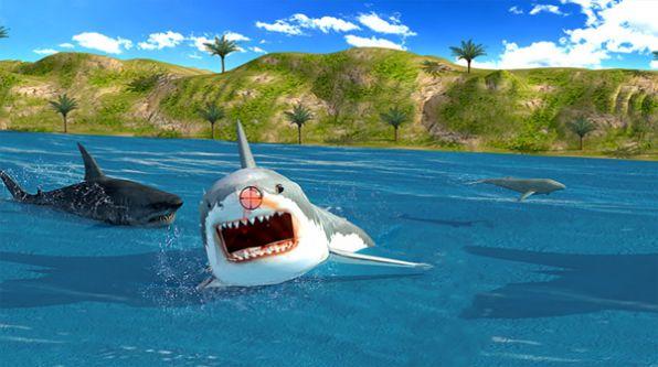鲨鱼猎手模拟器 最新版