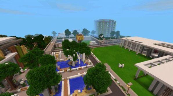 我的新建筑世界