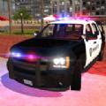 美国警察Suv驾驶 中文版
